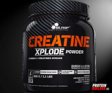 Olimp Creatine Xplode New  (500 g)