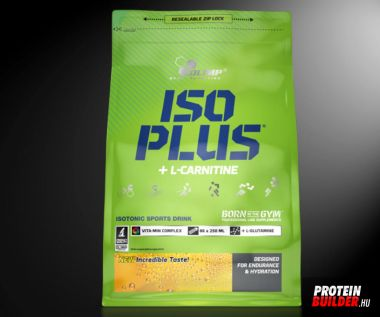Olimp Iso Plus+L-carnitine (1505 g)