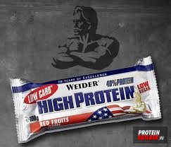 Weider Low Carb High Protein Bar (50 g)