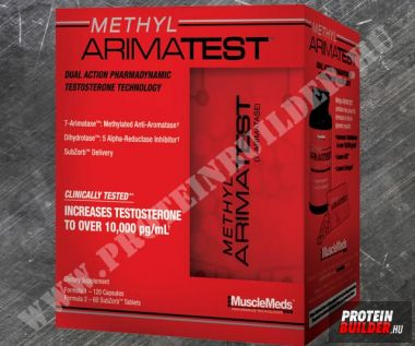 MM Methyl Arimatest  180 tab