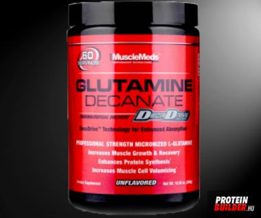 Muscle Meds Glutamine Decanate