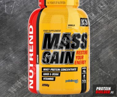 Nutrend Mass Gain New 1000g