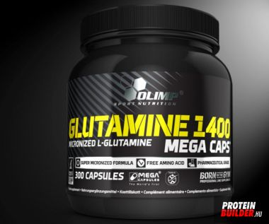 Olimp Glutamine 1400 Mega Caps 300 caps