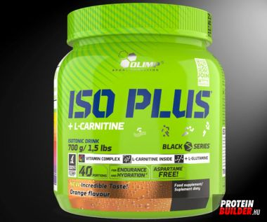 Olimp Iso Plus+L-carnitine  700 g