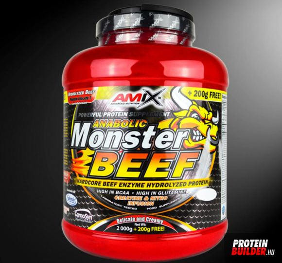 Amix Monster Beef Protein 2200 g