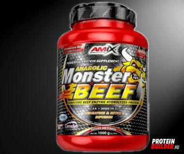 Amix Monster Beef Protein 1000 g