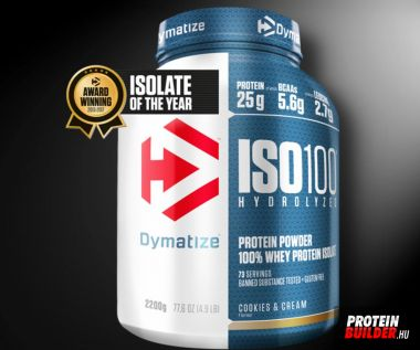 Dymatize Iso 100 New 2200 g