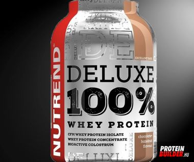 Nutrend De Luxe Whey Protein 2250 g
