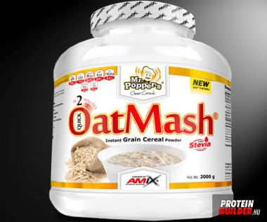 Amix Mr'Poppers Oat Mash 2000 g
