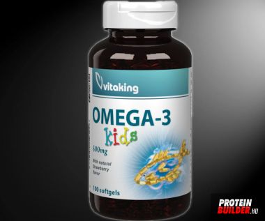 Vitaking Omega 3 Kids