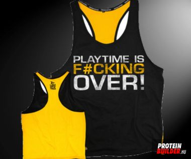 Dedicated Nutrition Stringer Tank Top