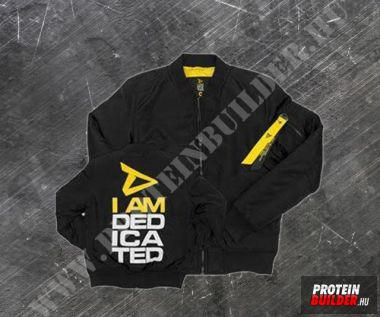 Dedicated Nutrition Bomber Jacket