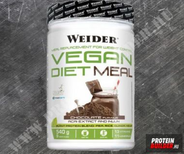 Weider Vegan Diet Meal