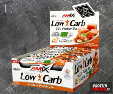 Amix Nutrition Low Carb Protein Bar