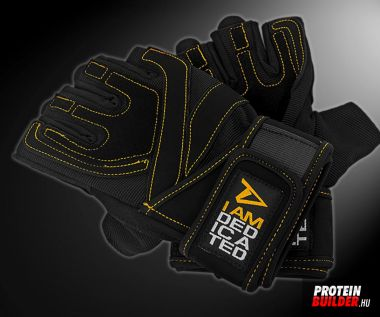 Dedicated Nutrition Lifting Gloves