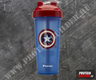 Perfect Hero Shaker Captain America
