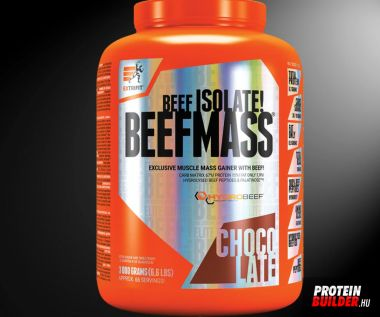 Extrifit Beef Isolate Mass 3000 g