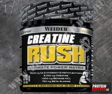 Weider Creatine Rush