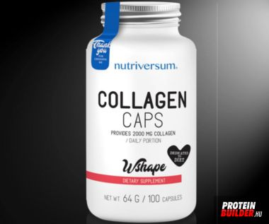 Nutriversum WShape Collagen Caps
