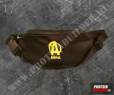 Animal Belt Bag Black