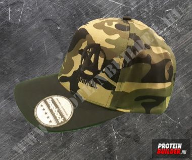 Animal Snapback Jungle Camo