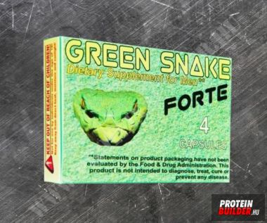 Sexy Candy Green Snake Forte
