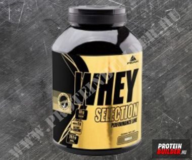 Peak Whey Selection 1800 g