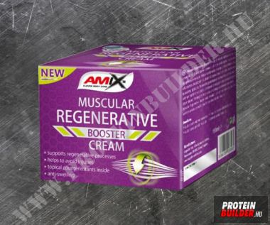 Amix Muscular Regenerative Booster cream