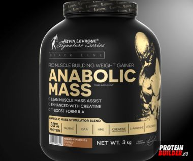 Kevin Levrone Black Line Anabolic Mass 3000 g