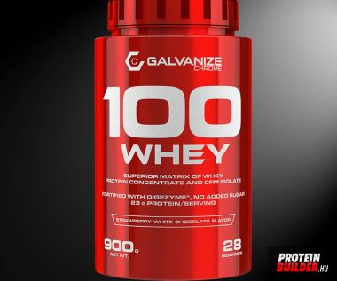 Galvanize Nutrition Chrome 100 Whey 900 g
