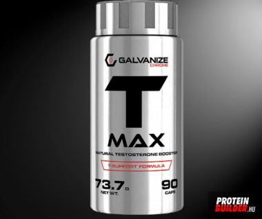 Galvanize Nutrition Chrome T-MAX