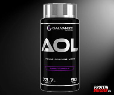 Galvanize Nutrition AOL