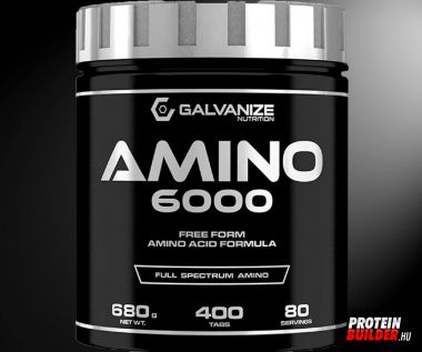Galvanize Nutrition Amino 6000/ 200 tabletta