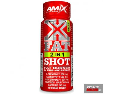 Amix X Fat Thermo Shot