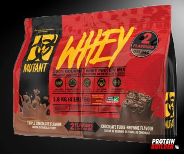 Mutant Whey New Double Flavour 1800 g