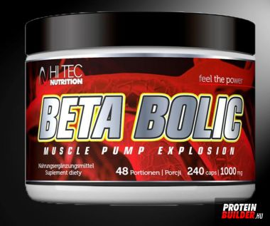 Hi Tec Nutrition Beta Bolic