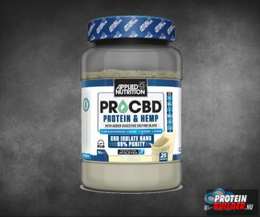 Applied Nutrition Pro CBD Protein&Hemp