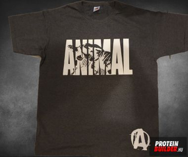 Animal 2 T-Shirt Carbon New
