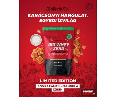 BioTech Usa Iso Whey Zero XMass Edition