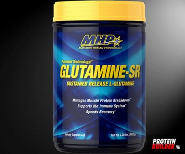 MHP Glutamine SR new 300 g