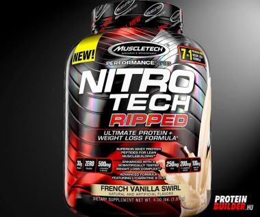 Muscletech Nitro Tech Ripped