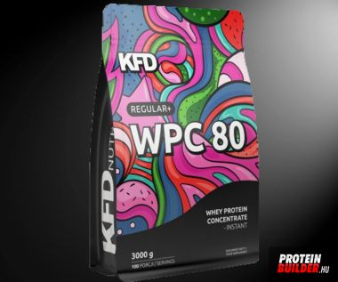 KFD Nutrition Regular WPC 3000 g