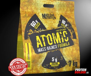 Nuclear Nutrition Atomic Mass