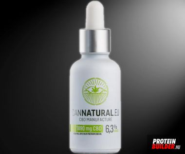 CANNATURAL CBD olaj  6,3%- 30ml