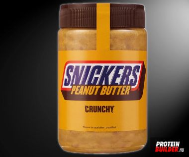 Mars Inc.Snickers Peanut Butter Crunchy