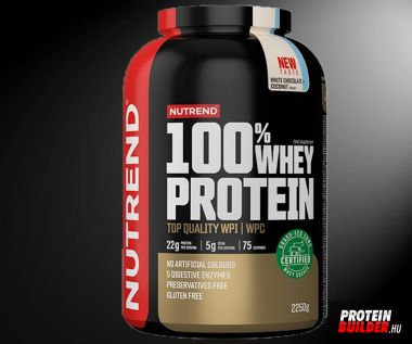Nutrend 100% Whey Protein New
