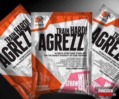 Extrifit Train Hard Agrezz 3×20,8 g