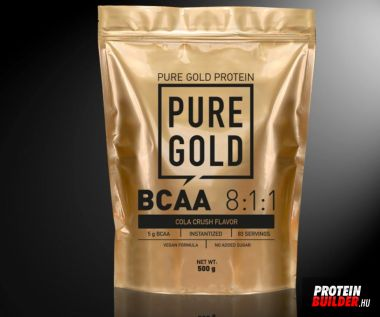 Pure Gold BCAA 8:1:1