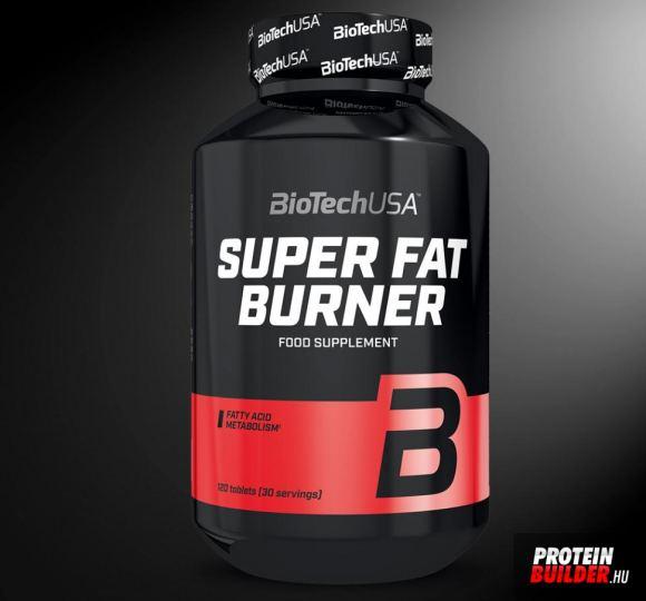 super fat burner hatása