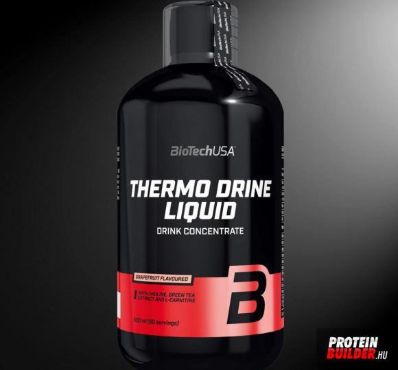 thermo drine liquid hatása